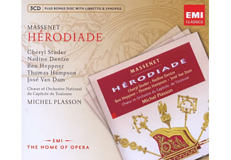VARIOUS, Orchestre National du Capitole de Toulouse - Herodiade - (CD)