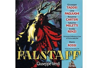 VARIOUS - Falstaff - (CD)