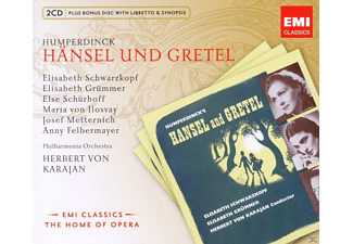 VARIOUS, The Philarmonia Orchestra - Hänsel Und Gretel - (CD)