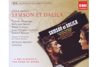 VARIOUS, Chorus and Orchestra of the Opéra Bastille - Samson Et Dalila - (CD + CD-ROM)
