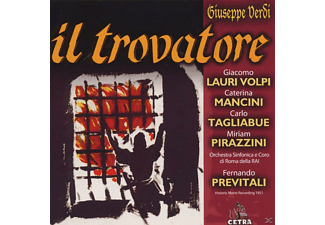 VARIOUS - Il Trovatore - (CD)