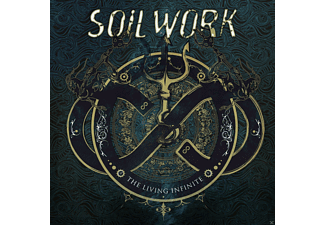 Soilwork - The Living Infinite - (CD + Buch)
