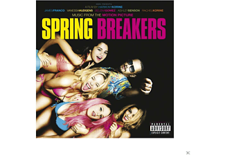 VARIOUS - Spring Breakers - (CD)