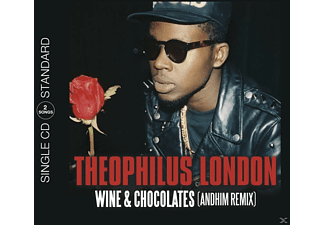 Theophilus London - Wine & Chocolates [5 Zoll Single CD (2-Track)]