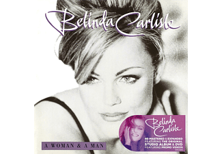 Belinda Carlisle - A Woman & A Man (Deluxe Edition) - (CD + DVD)