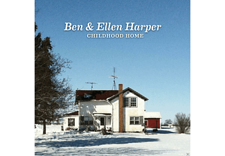 Ben Harper, Ellen Harper - Childhood Home [CD]