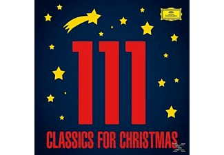 Various - 111 Klassik Zu Weihnachten/Classics For Christmas [CD]