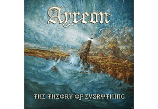 Ayreon - THE THEORY OF EVERYTHING (SPECIAL EDITION) - (CD + DVD Video)
