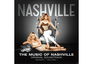 VARIOUS - The Music Of Nashville: Original Soundtrack - (CD)