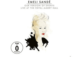 Emeli Sandé - Our Version Of Events: Live At (Nachfolgeversion) - (CD + DVD)
