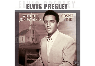 Elvis Presley With The Jordanaires - Gospel Time - (Vinyl)