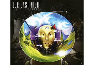 Our Last Night - Age Of Ignorance - (CD)
