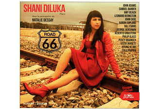 Shani Diluka - Road 66 - (CD)
