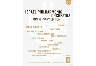VARIOUS - Israel Philharmonic Orchestra Anniversary Edition - (DVD)