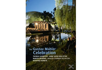 VARIOUS - The Gustav Mahler Celebration - (DVD)