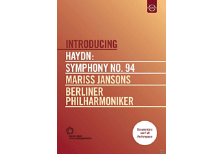 Berliner Philharmoniker - Introducing Haydn: Symphony No. 94 - (DVD)