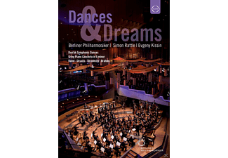 Evgeny Kissin, Berliner Philharmoniker - Dances & Dreams [DVD]