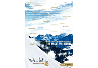 VARIOUS - Verbier Festival 20th Anniversary Edition: The Magic Mountain - (DVD)