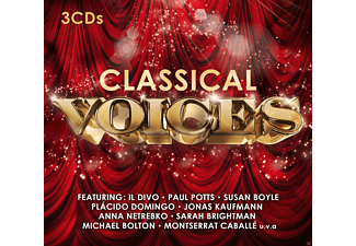 VARIOUS - Classical Voices [CD]