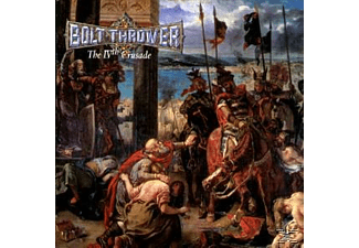 Bolt Thrower - The 4th Crusade - (CD)