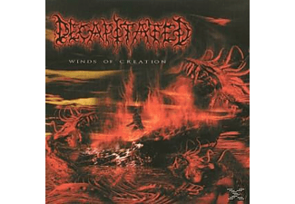 Decapitated - Winds Of Creation - (CD)