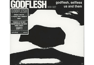 Godflesh - Godflesh / Selfless / Us And Them - (CD)