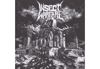 Insect Warfare - World Extermination - (CD)