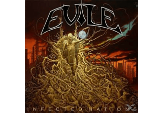 Evile - Infected Nation (Limited Edition) [Incl. Dvd] - (CD + DVD Video)