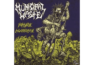 Municipal Waste - Massive Aggressive [CD]