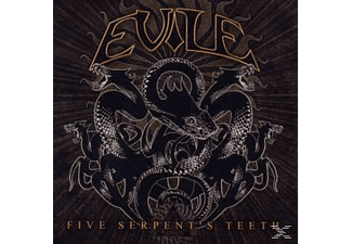 Evile - Five Serpent's Teeth - (CD)