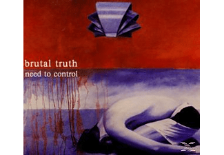 Brutal Truth - Need To Control [CD]