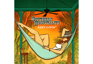 Southern Hospitality - Easy Livin' - (CD)