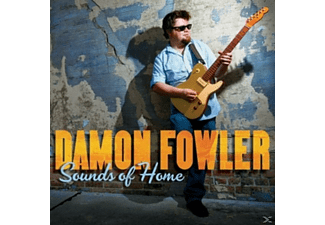 Damon Fowler - Sounds From Home - (CD)