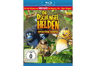 Die Dschungelhelden - Operation: Südpol - (Blu-ray)