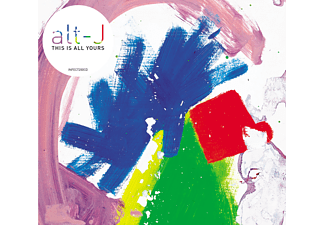 Alt-J - THIS IS ALL YOURS (+MP3) [Vinyl]