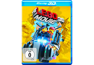 The LEGO Movie (3D Blu-ray + Blu-ray) [3D Blu-ray (+2D)]
