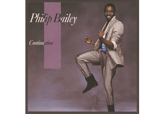 Philip Bailey - Continuation (CD)