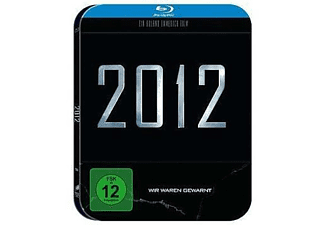 2012 (Steelbook Edition) [Blu-ray]
