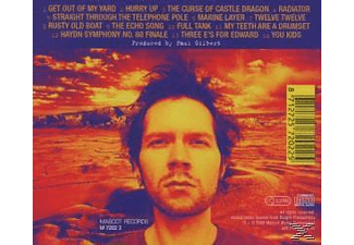 Paul Gilbert - Get Out of My Yard - (CD)