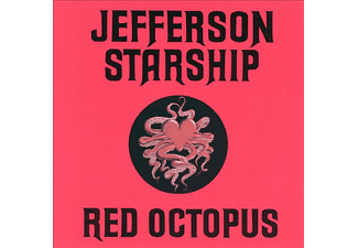 Jefferson Starship - Red Octopus (CD)