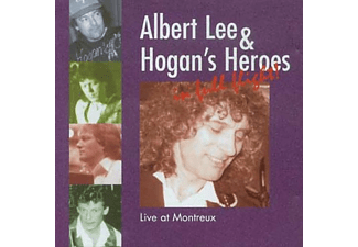 Albert Lee - In Full Flight - Live at Montreux (CD)