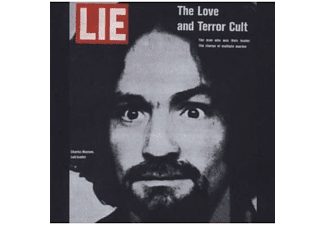 Charles Manson - The Love and Terror Cult (CD)