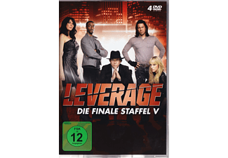 Leverage - Staffel 5 - (DVD)