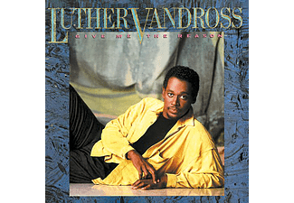 Luther Vandross - Give Me the Reason (CD)