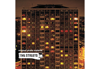 The Streets - Original Pirate Material (CD)