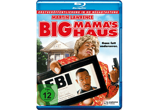BIG MAMA S HAUS (BIG MOMMA S HOUSE) [Blu-ray]