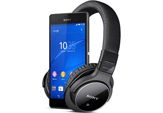 sony xperia z3 zwart sony wireless headset kopen mediamarkt. Black Bedroom Furniture Sets. Home Design Ideas