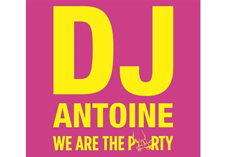 Dj Antoine - We Are The Party (CD)