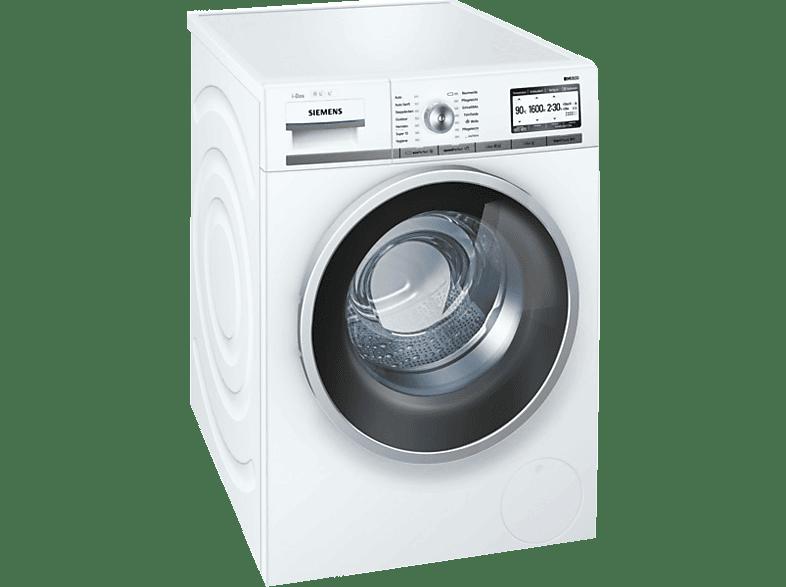 Siemens waschmaschine wm w fcb a u min mediamarkt