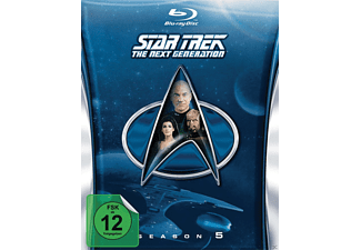 Star Trek - The Next Generation Season 5 - Box [Blu-ray]